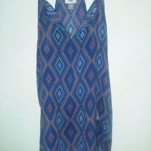 Tops - Old navy blue colors tank